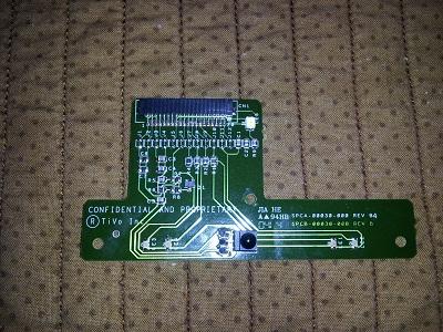 TiVo LED board