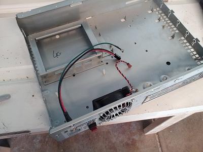 TiVo case w/ switch