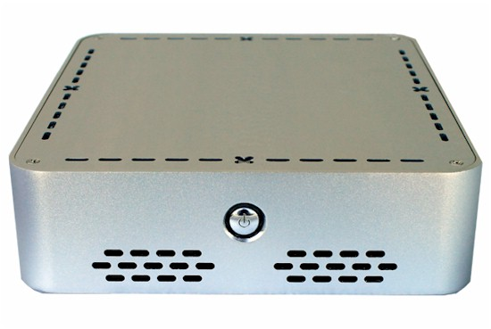 Habey case for low power home server