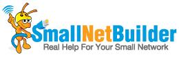 SmallNetBuilder logo - reused by permission from Tim Higgins